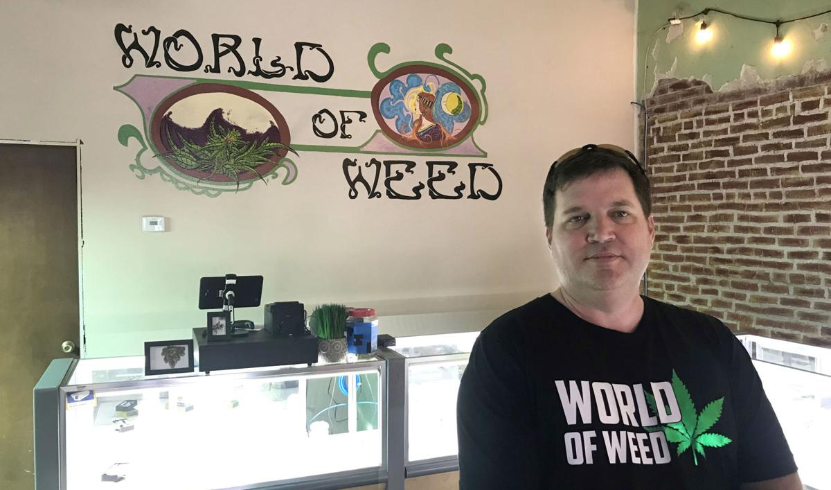 World of Weed': Collinsville's first medical marijuana dispensary