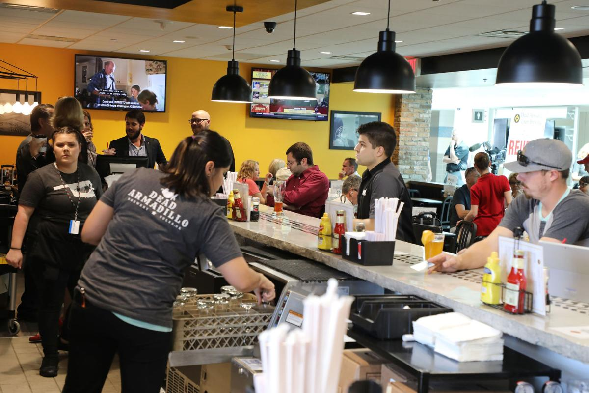 Tulsa Airport Raises Glass To Local Brewer Other New