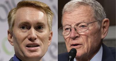 Oklahoma's two senators