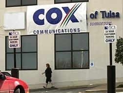 Cox takes over TCI