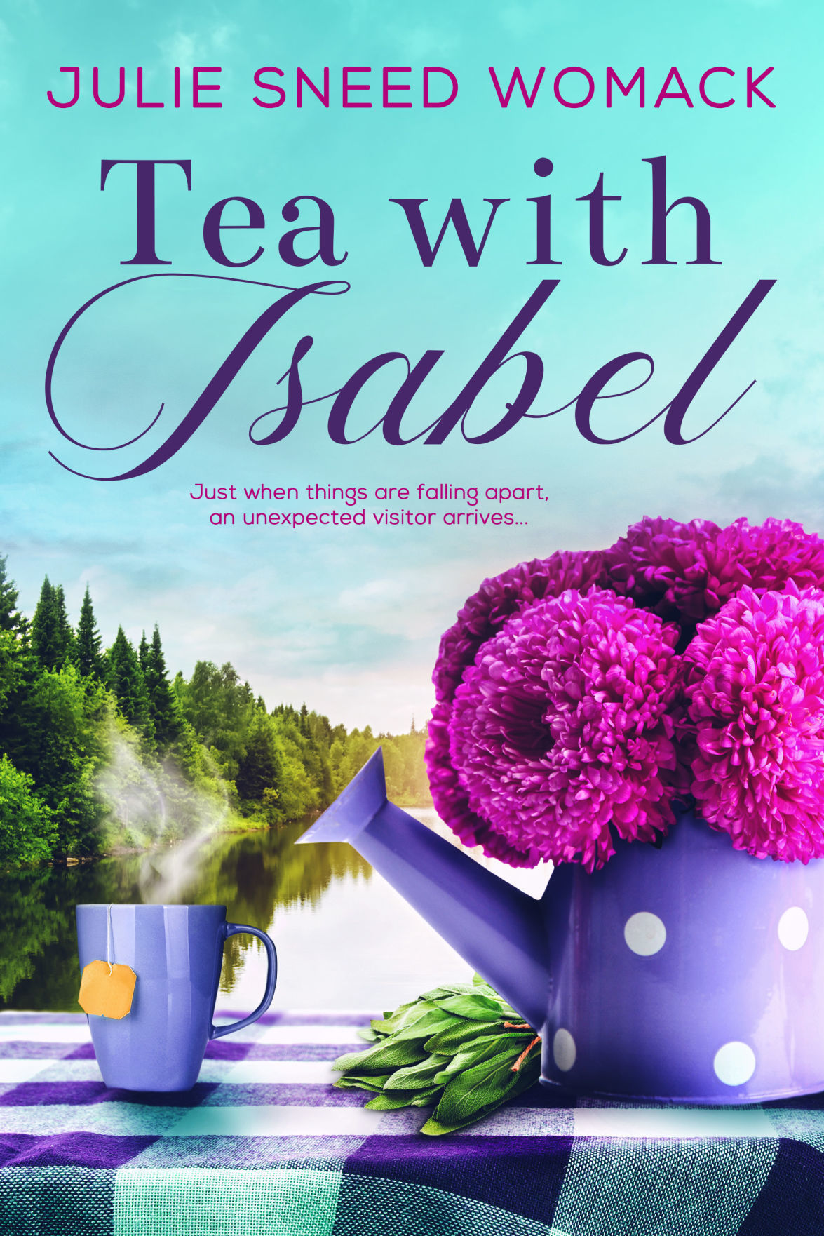 Tea with Isabel