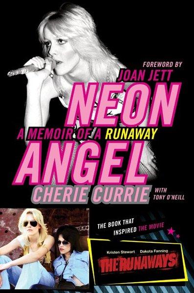 No angel — just a survivor of The Runaways