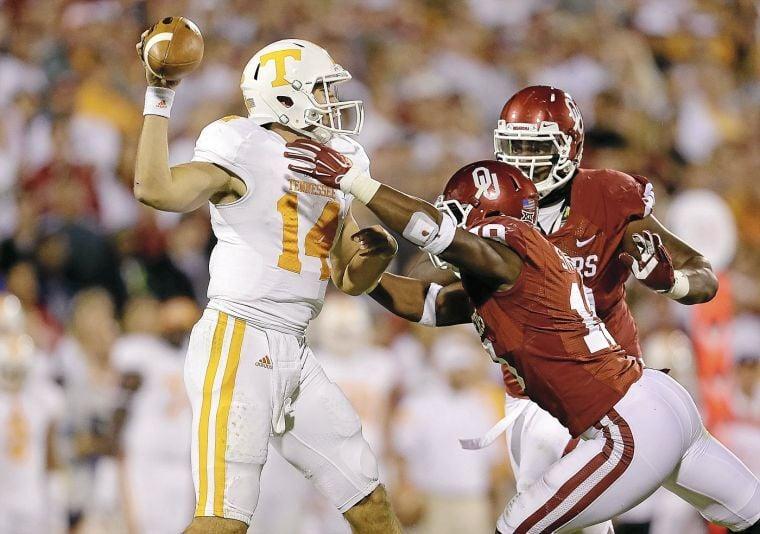 OU vs. Tennessee