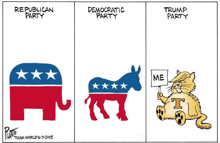 Republican democrat essay