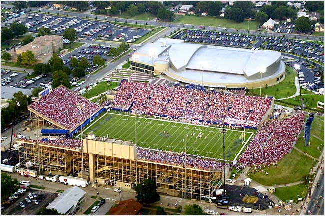 Skelly Field Home Of Tulsa Football Traditions Tulsaworld Com
