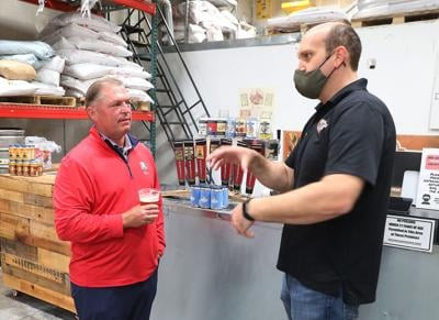 Watch Now: Marshall Brewing and PGA of America team up for Southern Hills beer