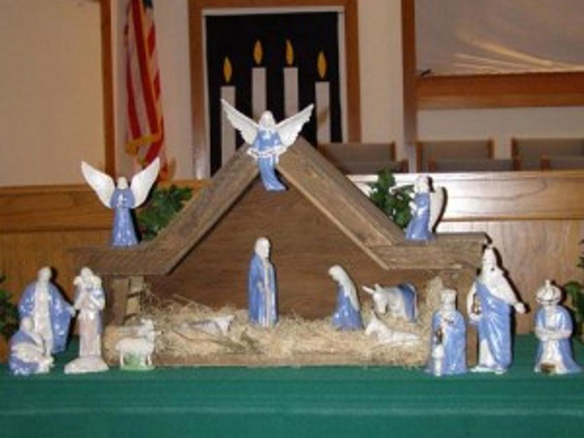 Church Christmas Eve Service Garnett And 71 St Broken Arrow Dec 24 2020 Area churches host variety of Christmas services | Archive