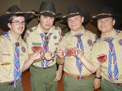 Coweta Boy Scouts Promotion