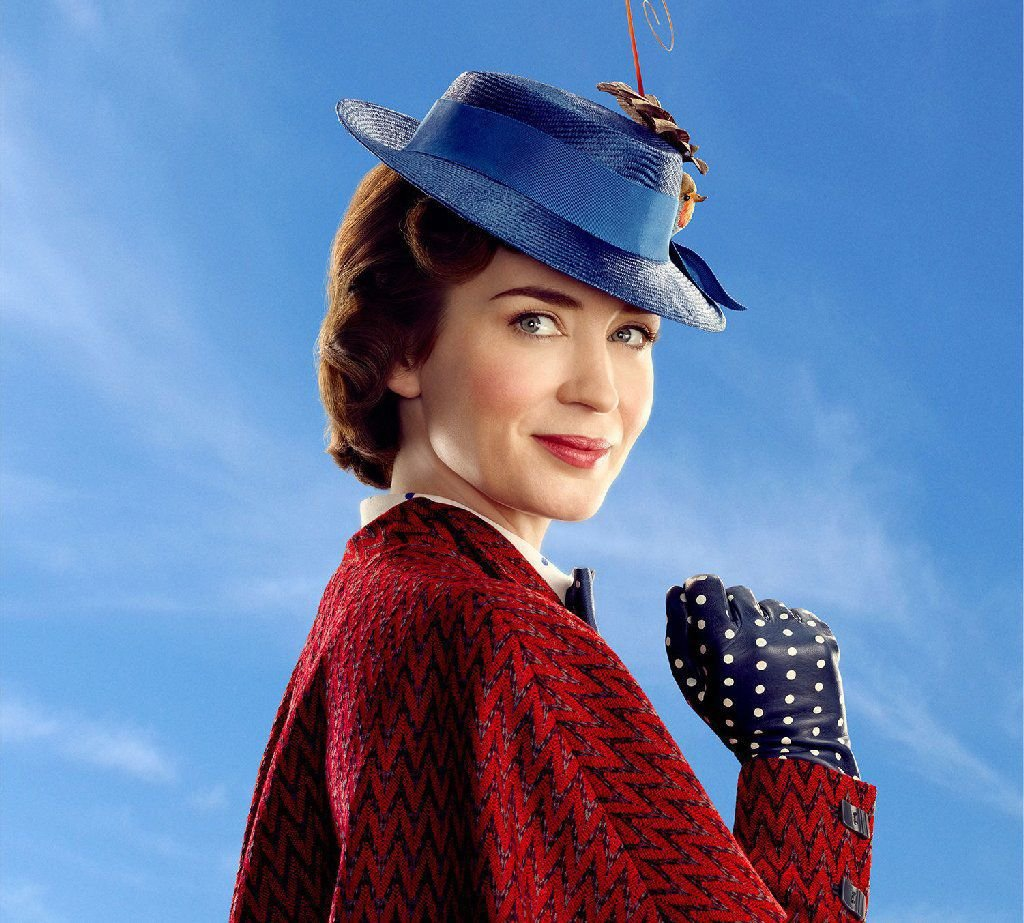 Movie Review Mary Poppins Returns Has That Old Magic Homepagelatest Tulsaworld Com