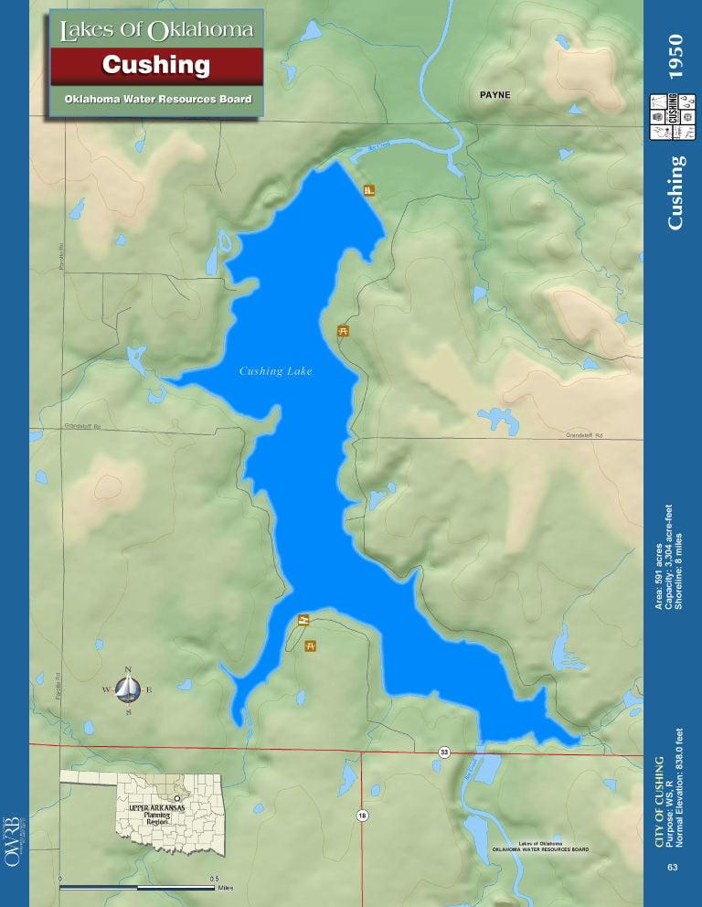 Cushing Lake