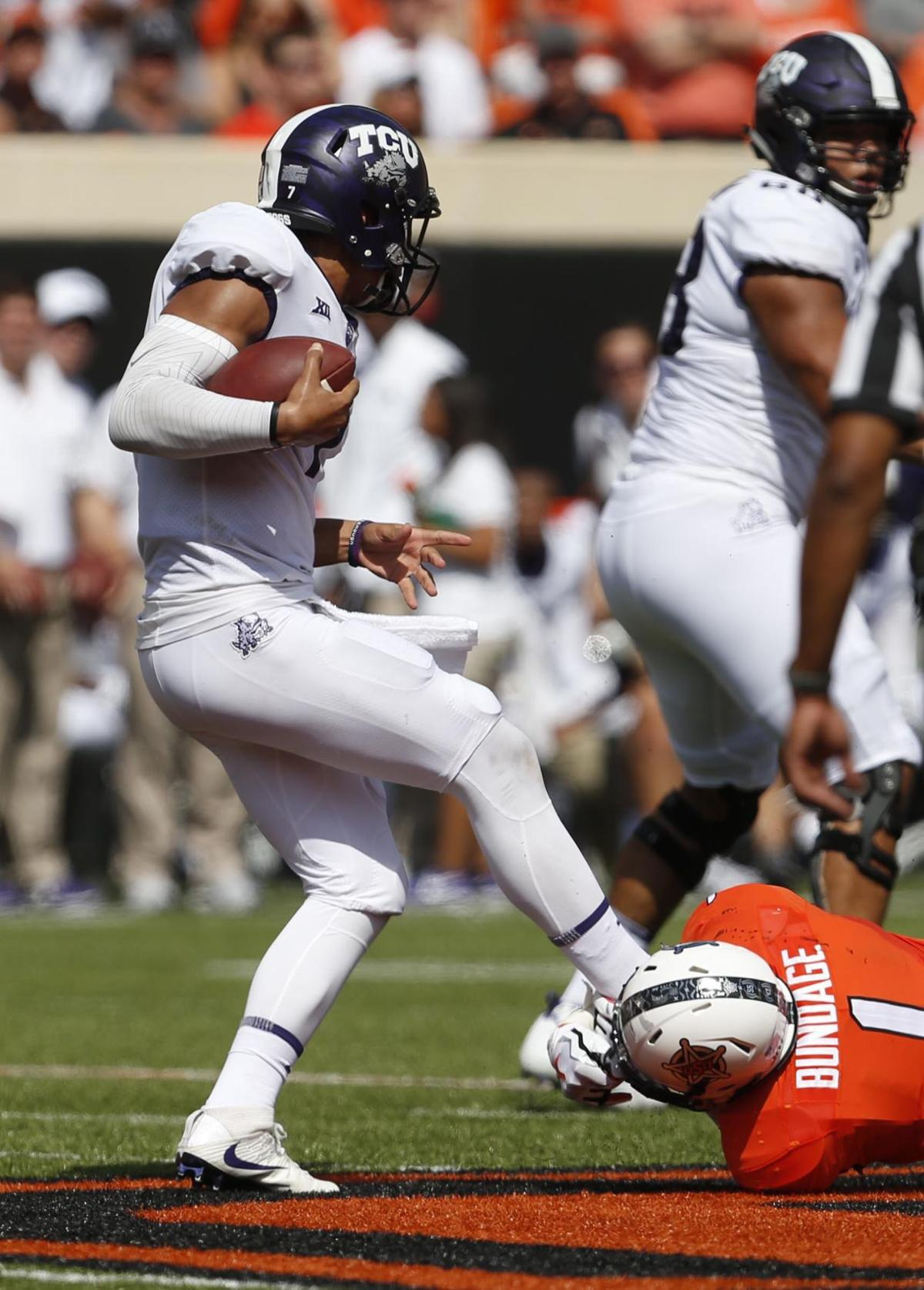 Photo gallery: See the best images as Oklahoma State opens ...