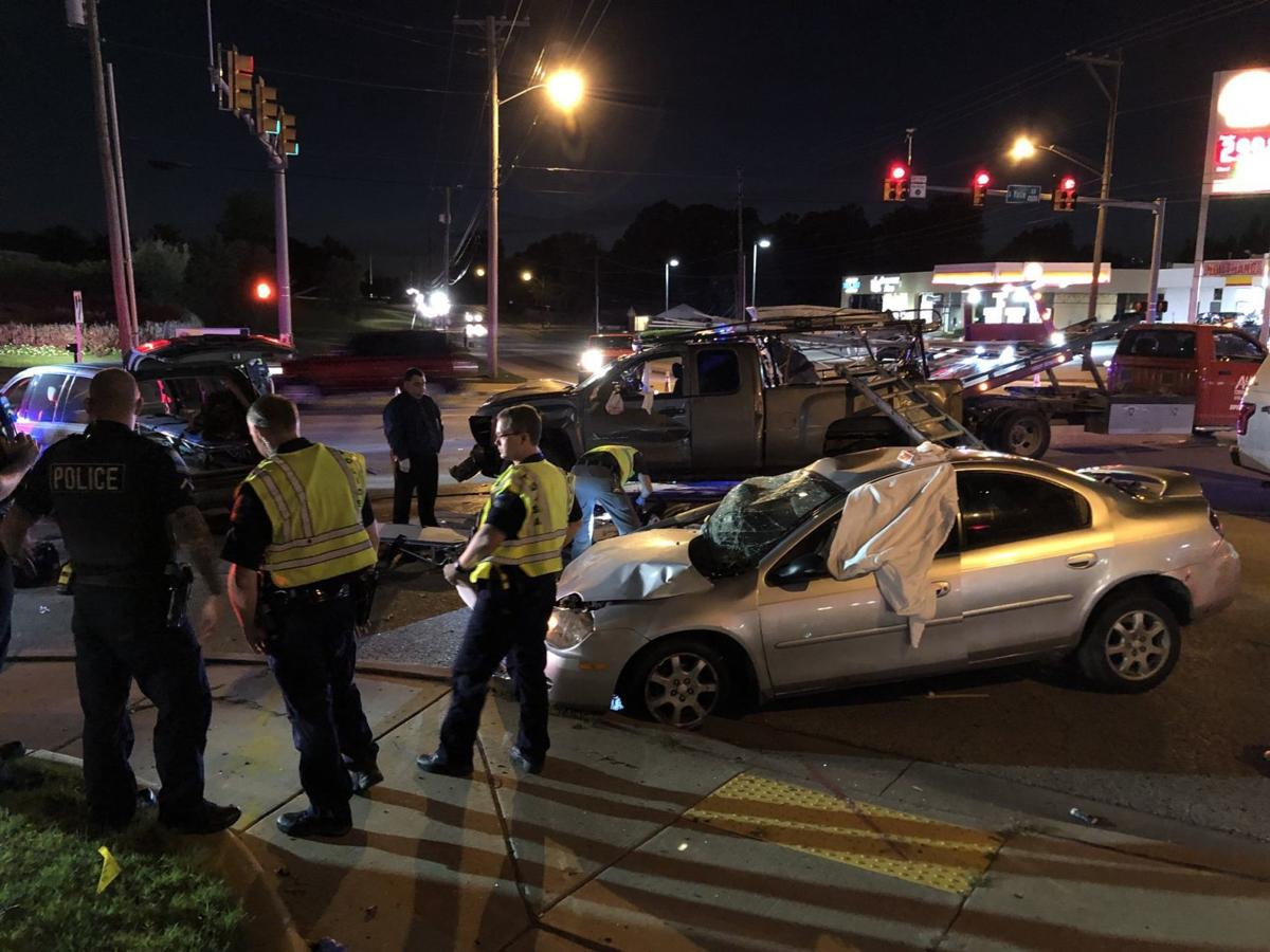 Two die in rollover crash near 41st and Yale | Local | tulsaworld com