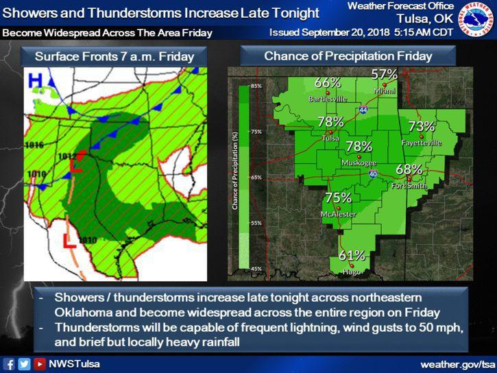 3-6 inches of rain expected Friday-Sunday in easte...