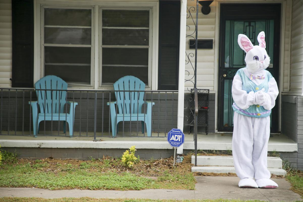 Do an Easter Bunny drive by in Tulsa plus ideas for where to get ...