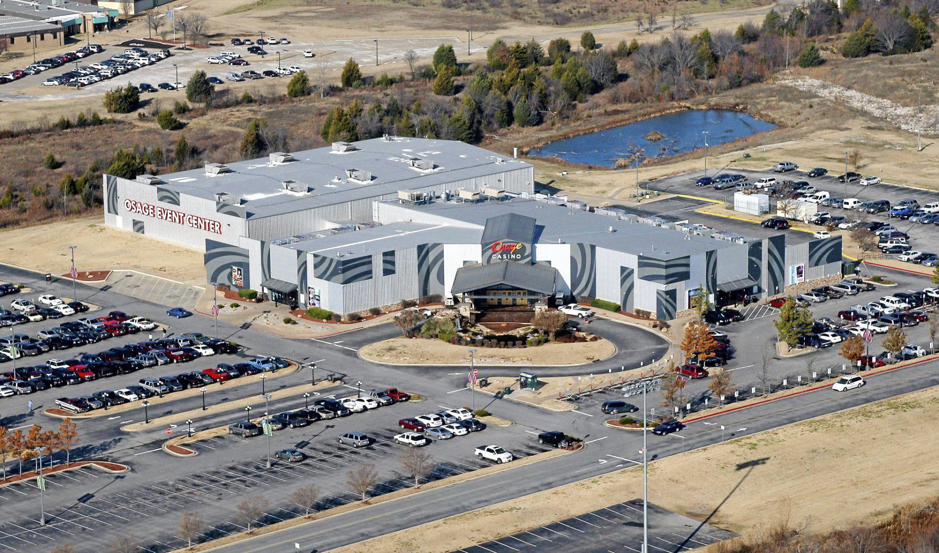 Tulsa osage casino casino slot manager jobs