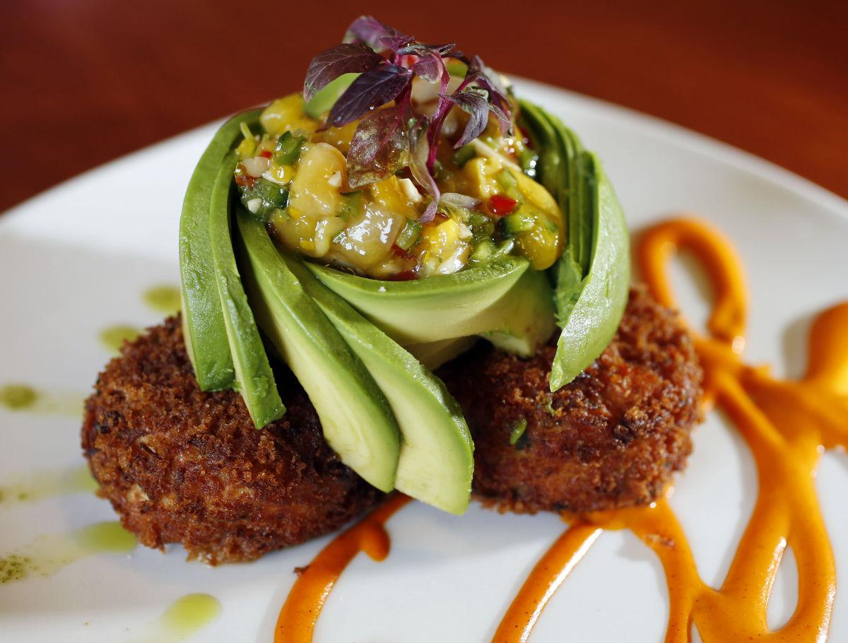 Boston Deli salmon cakes