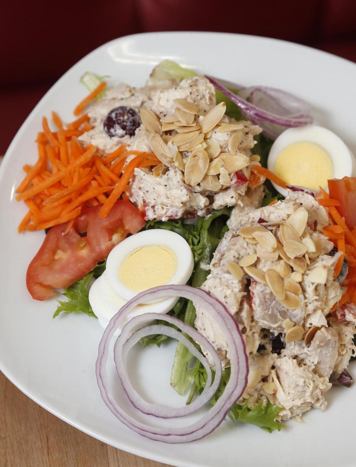 Ludger's chicken salad 2