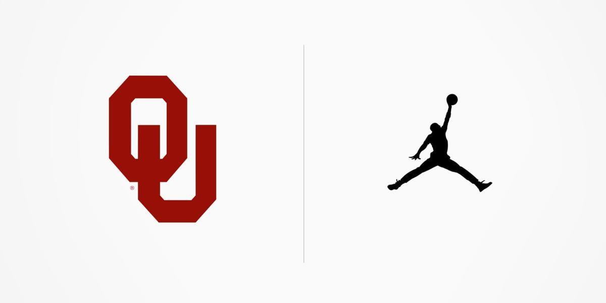 OU, Jordan logo