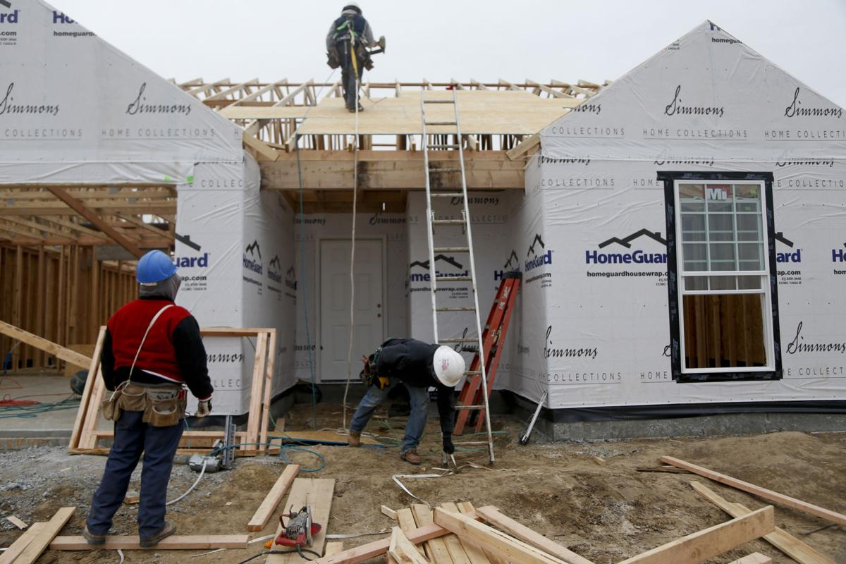 Area Housing Starts Down For December Up For 2016 Real