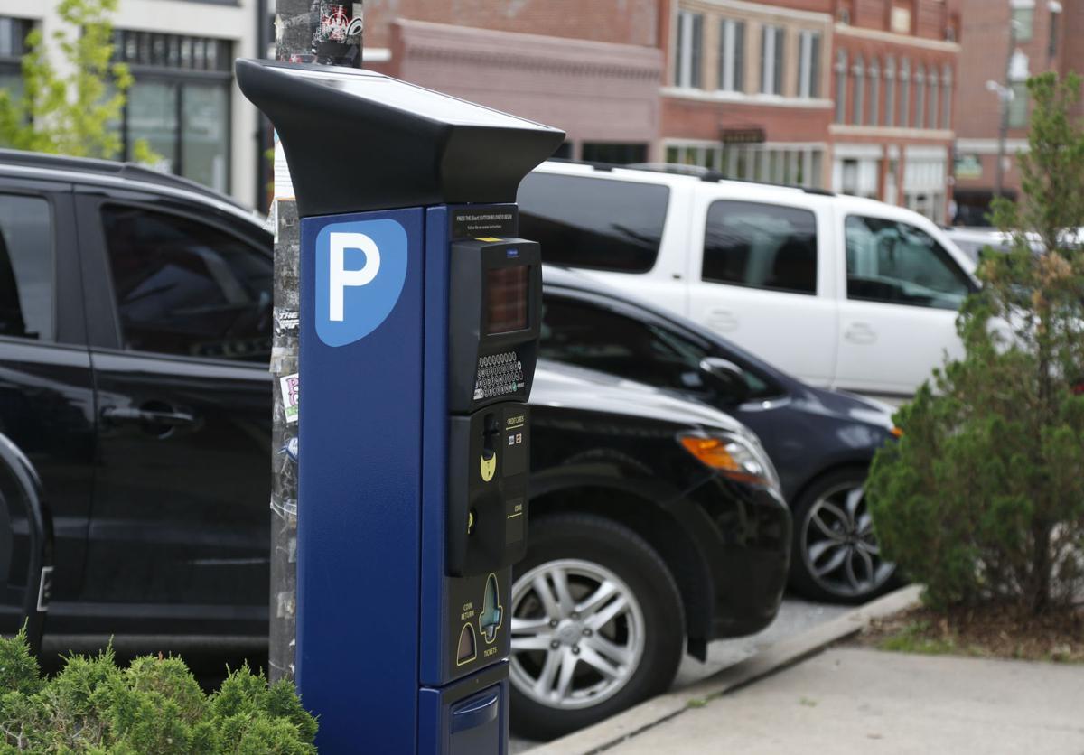 New Parking Meters