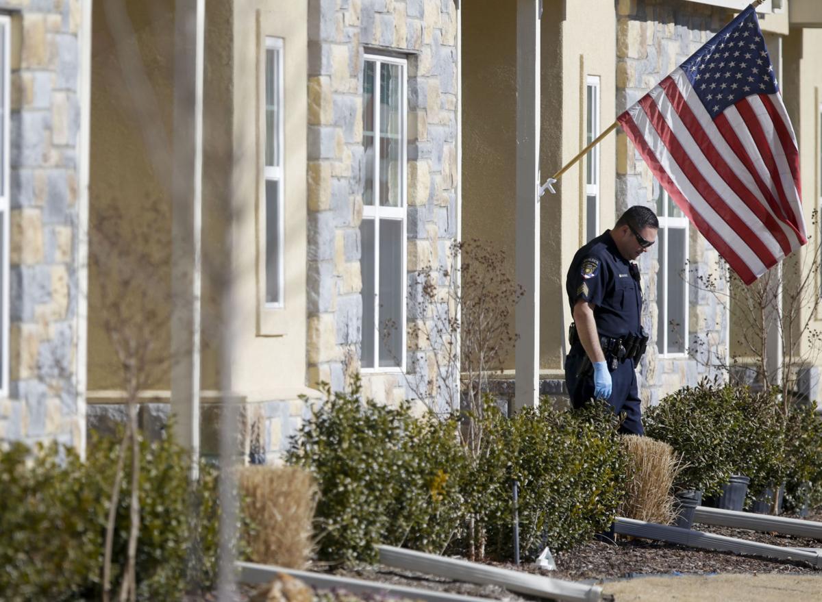 Update Police Believe Murder Suicide Caused Two Deaths In Broken