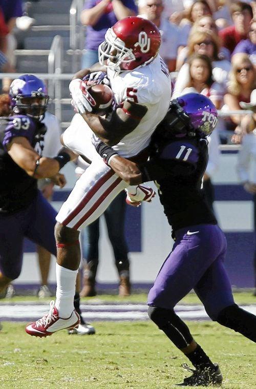 Photo gallery: OU vs. TCU | OU Sports Extra | tulsaworld.com