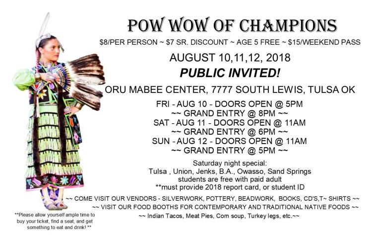IICOT Pow Wow of Champions