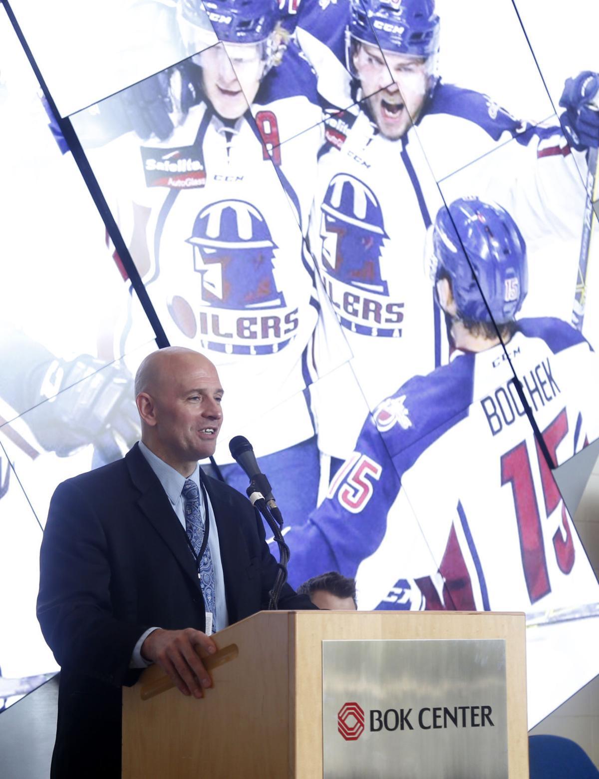 Tulsa Oilers name Rob Murray new head coach | Oilers