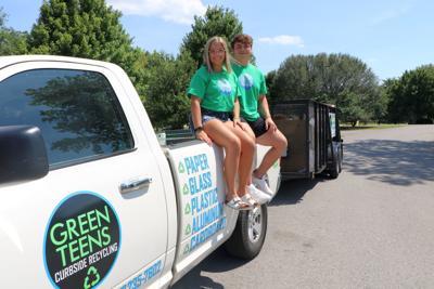 Green Teens Curbside Recycling