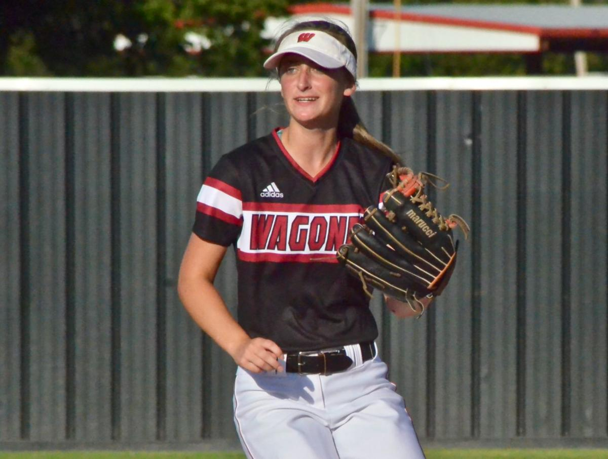 Last Wagoner softball game for 2019 (copy)