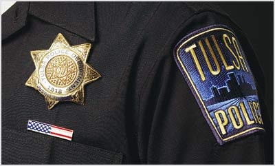 Police uniforms tulsa