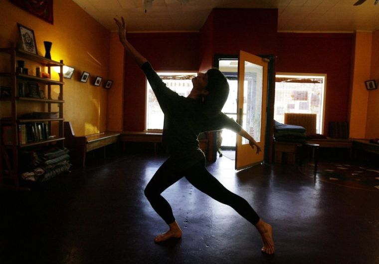 What are you ...? with Alicia Chesser, dancer-choreographer-writer (copy)
