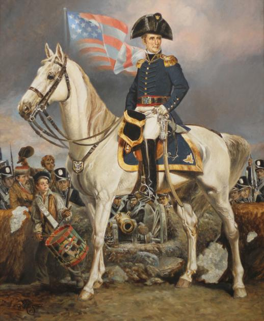 Wayne Greene A Brief Defense Of Andrew Jackson And Why We