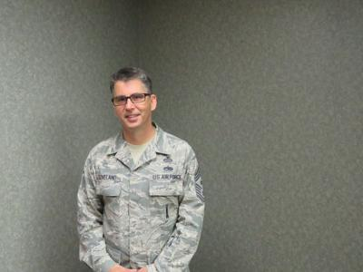 a81b774a42b Retired Air Force CMSgt returns home to Owasso after 30 years ...