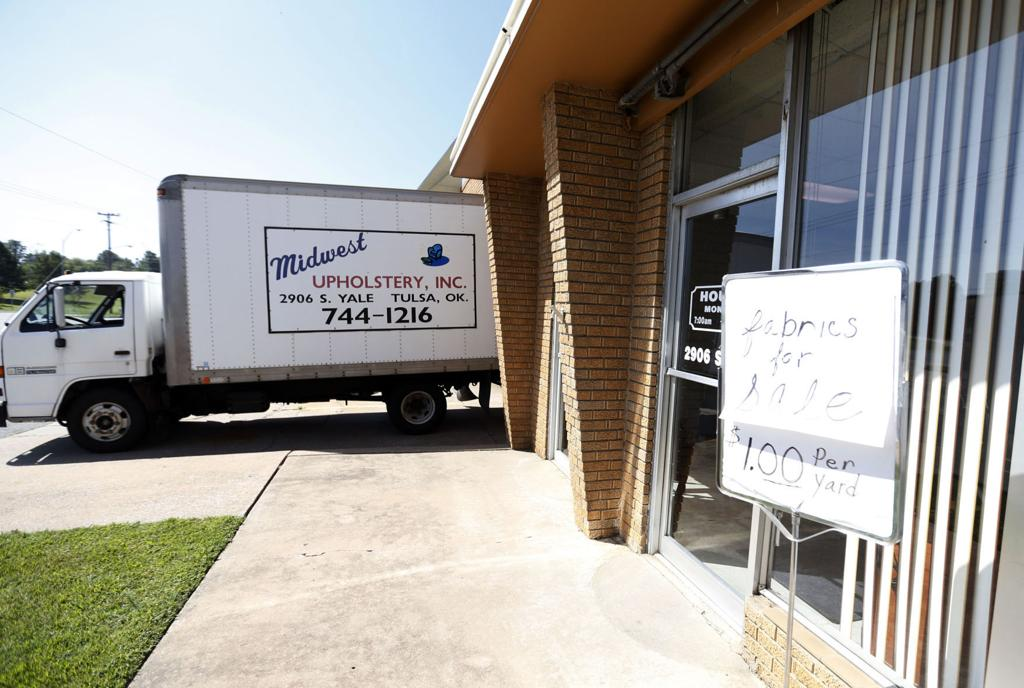 Midwest Upholstery Inc Will Close Its Doors Aug 31 Lifestyles Tulsaworld Com