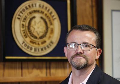 Cherokee Nation Attorney General Todd Hembree newsok