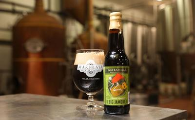 What the Ale: Beer of the Week, Marshall Brewing Co.'s barrel-aged Big Jamoke