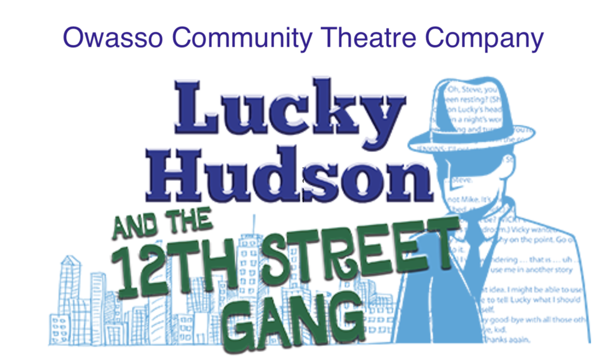 OCTC presents Lucky Hudson