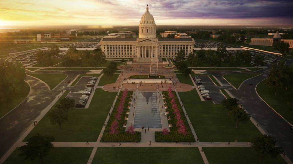 State capitol repairs to cost twice what was allocated for Pool show okc