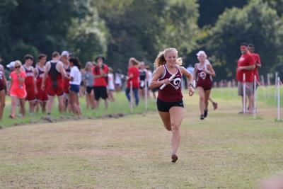 Owasso cross country