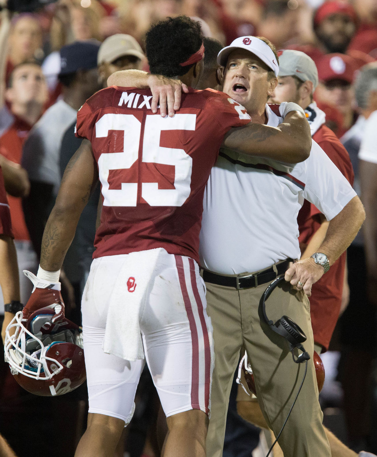 OU football Five moments that tested the