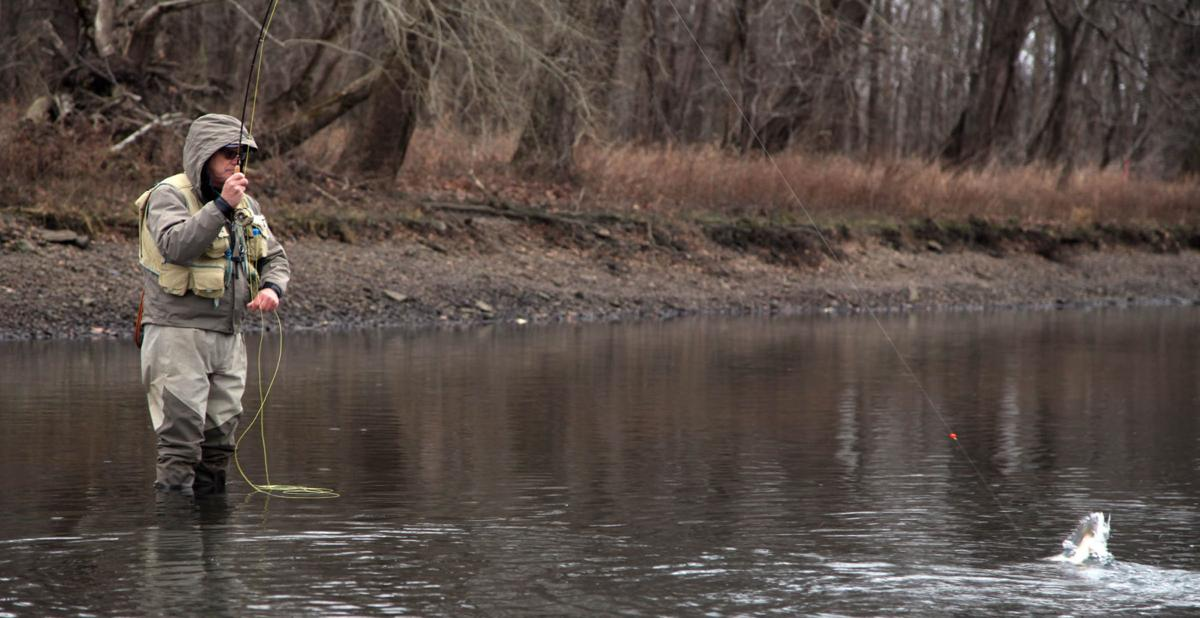 Kelly bostian a river with no water lower illinois river for Illinois river fishing report