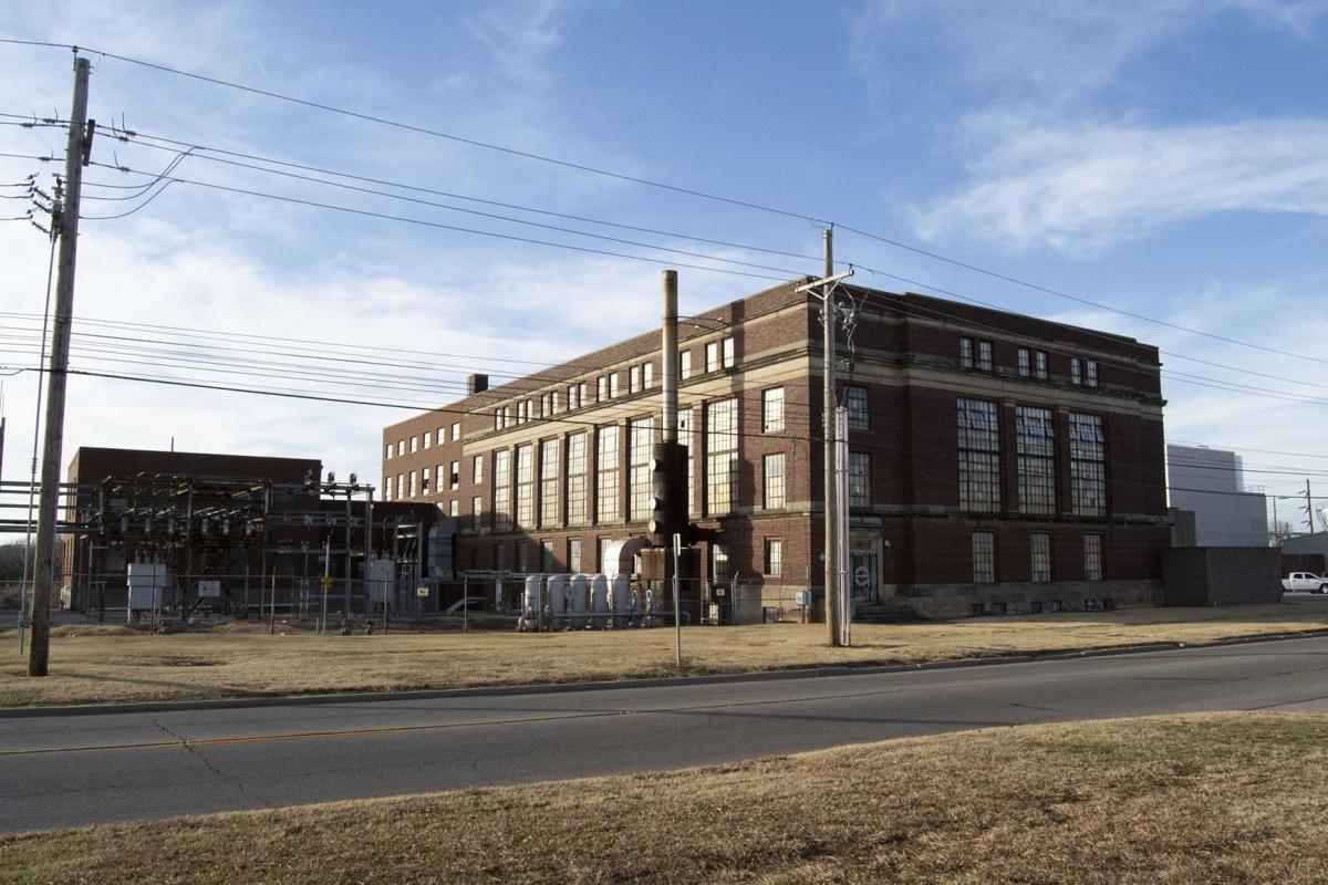 Ponca City's historic Power Plant