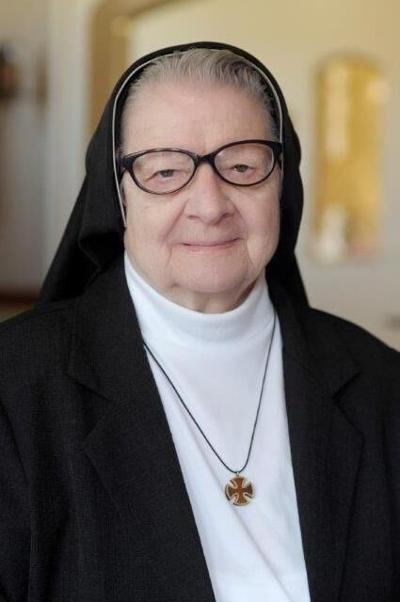 Sr. Mary Veronica (Cecilia) Sokolosky