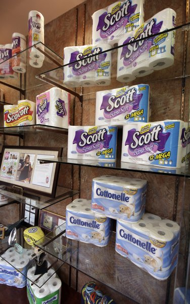 Kimberly-Clark still rolling on after 20 years in the Tulsa area