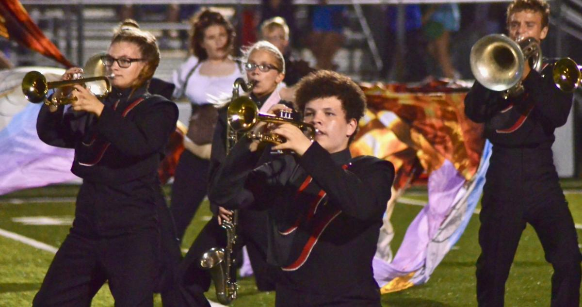 Wagoner Marching Band performs Sept. 20
