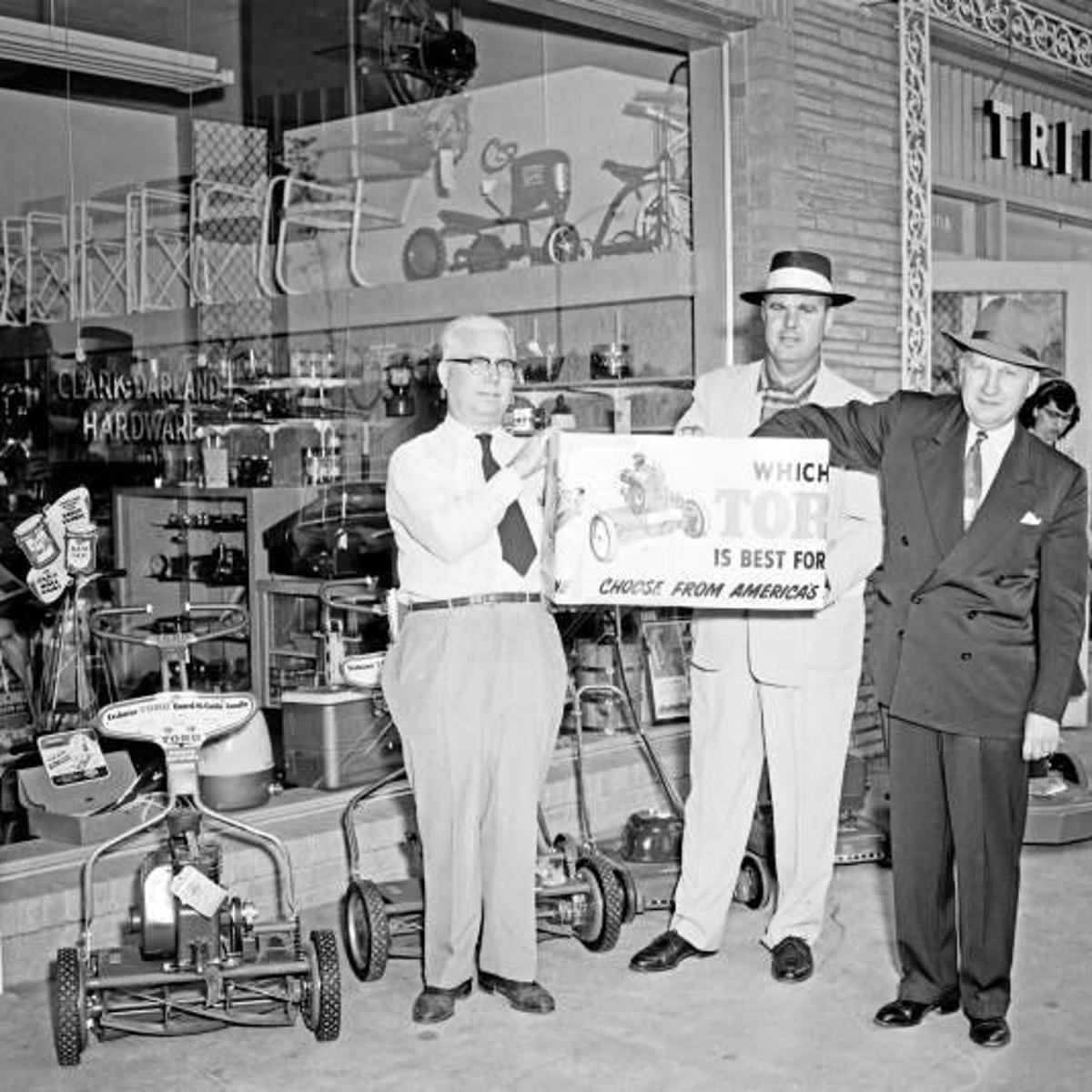 Throwback Tulsa: Utica Square wasn't always so fashionable