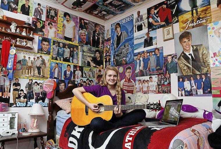 Tulsa singer Anastasia Richardson uses social media to spread her music