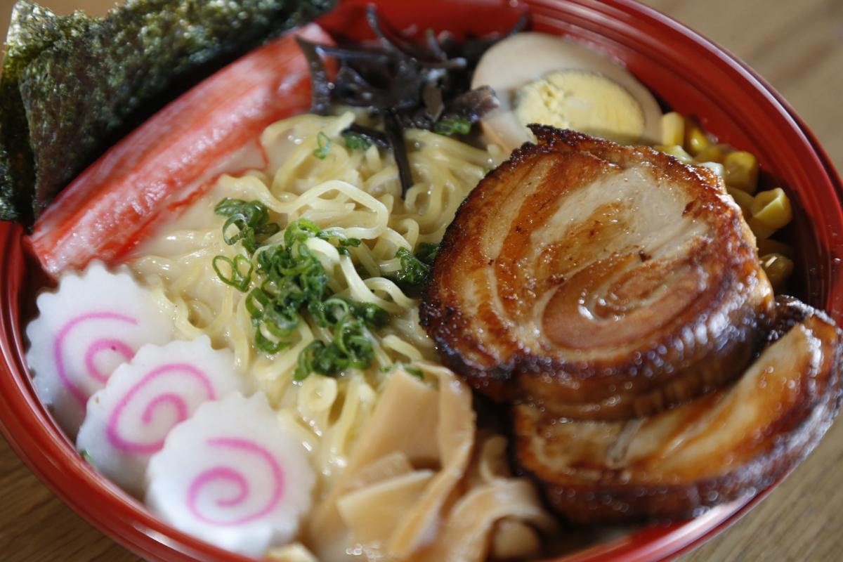 Saku Japan ramen bowl