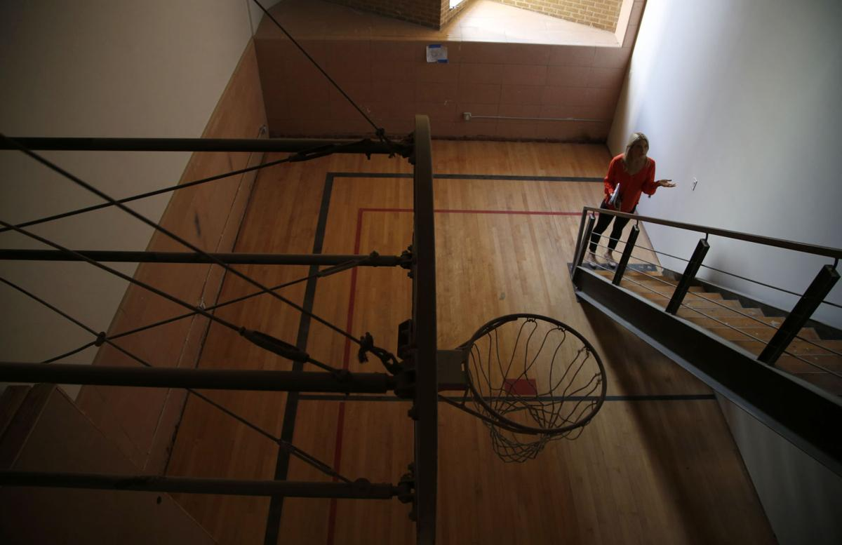 YMCA Apartments Conversion